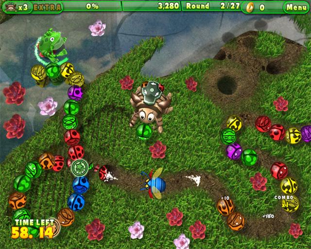 Tumblebugs 2 Screenshot