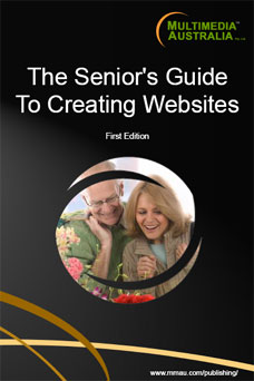The Senior's Guide to Creating Websites Screenshot