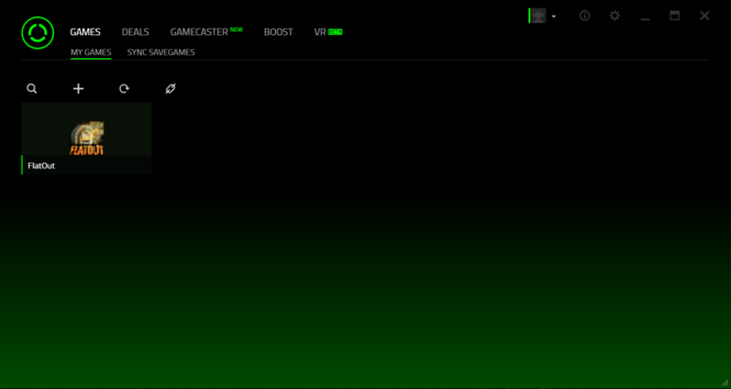 Razer Cortex Screenshot 2