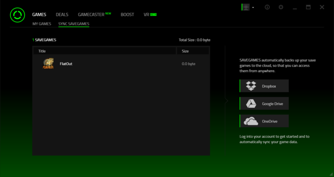 Razer Cortex Screenshot 4