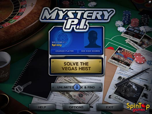 Mystery P.I. - The Vegas Heist Screenshot 2