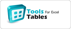 Tools for Excel Tables Screenshot
