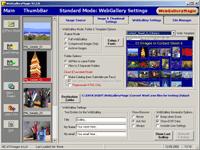 WebGalleryMagic Screenshot