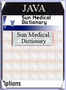 Sun Medical Dictionary 1