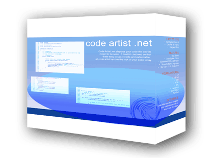 Code Artist.net Screenshot