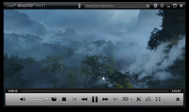 WinDVD Pro Screenshot 4