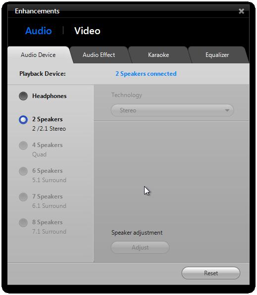 WinDVD Pro Screenshot 2