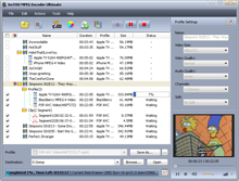 ImTOO MPEG Encoder Ultimate Screenshot