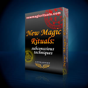 New magic rituals: subconscious techniques Screenshot