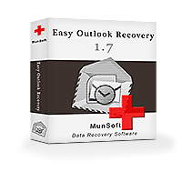 Easy Outlook Recovery Personal License Screenshot 1