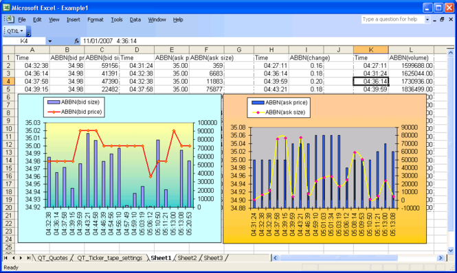 QTXL Screenshot 1