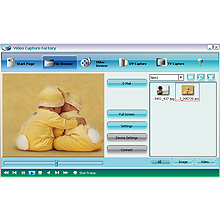 Video Capture Factory Screenshot