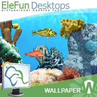Tropic Fish - Animated Wallpaper Screenshot 1