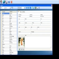 PersonalDataMyDB Screenshot 1