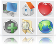 Soft Icons (Pixel set) 1