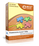 EMCO Permissions Audit SQL Edition Screenshot