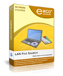 EMCO LAN File Search Screenshot 1
