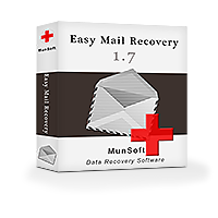 Easy Mail Recovery Business License Screenshot 1