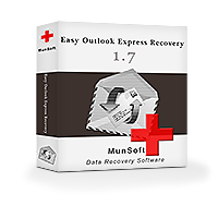 Easy Outlook Express Recovery Business License Screenshot