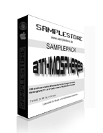 Samplestore-Athmospheres Screenshot