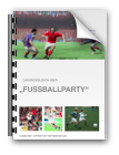 DAS GROSSE FUSSBALLPARTY - BUCH 2008 Screenshot