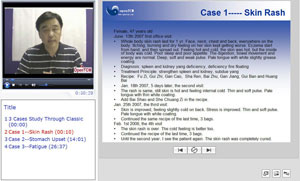 3 Cases Study Through TCM Classic Screenshot
