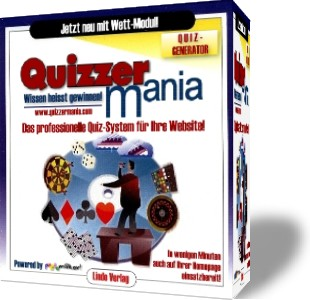 Quizzermania Standard Plus (english version) Screenshot