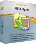 LOADSTREET MP3 Sync Screenshot