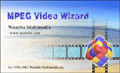 EasyMovie upgrade to MPEG Video Wizard Screenshot 1