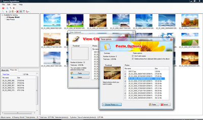 Esperox DigitalAlbum Screenshot 1