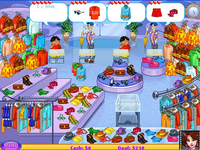 Cake Mania: Lights, Camera, Action Screenshot