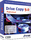 Paragon Drive Copy 9.0 Professional Edition (English) Screenshot