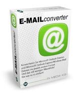 E-Mail-Converter Upgrade Screenshot 1