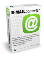 E-Mail-Converter Screenshot