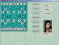 Chinese Chess Girl 1