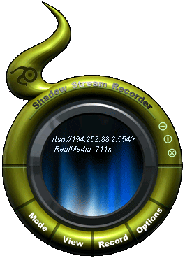 Shadow Stream Recorder Screenshot 1