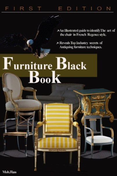 FURNITURE BLACK BOOK FIRST EDITION Screenshot