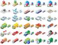 Standard Logistics Icons 1