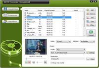 Oposoft AVCHD Converter Screenshot 1