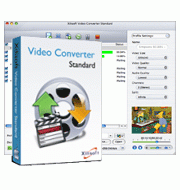 Xilisoft Video Converter Standard for Mac Screenshot 1