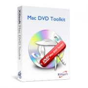 Xilisoft Mac DVD Toolkit Screenshot