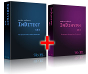 InDihyph Pro + InDitect Pro CS3 Bundle Mac OS X Screenshot 1