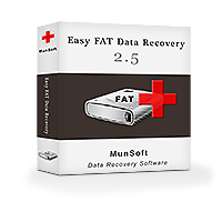 Easy FAT Data Recovery Business License Screenshot 1