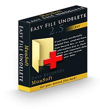 Easy FAT File Undelete Business License RU Screenshot