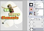 Elements+ for PSE4, Mac Screenshot