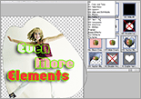 Elements+ for PSE 2 and 3, Mac Screenshot