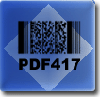 PDF417 Encode SDK/DLL for Windows Mobile Screenshot
