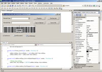 ImagesInfo Barcode Generator ActiveX - Enterprise Developer License Screenshot