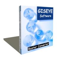 GISEYE Raster Converter Screenshot