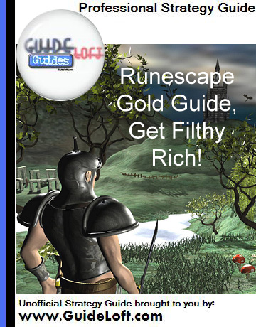 Runescape Ultimate Gold Guide, Millionaire Guide Screenshot